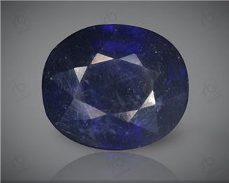 Blue Sapphire Heated & Treated Natural Certified 7.76CTS-2013