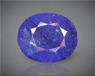 Blue Sapphire Heated & Treated Natural Certified 6.17 CTS ( 16792 )