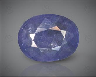 Blue Sapphire Heated & Treated Natural Certified 3.65 CTS ( 16845 )
