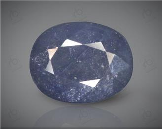 Blue Sapphire Heated & Treated Natural Certified 10.1 CTS ( 16846 )