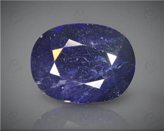 Blue Sapphire Heated & Treated Natural Certified 7.92CTS-16906