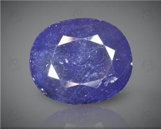 Blue Sapphire Heated & Treated Natural Certified 6.26CTS-16907