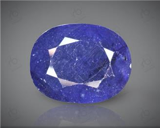 Blue Sapphire Heated & Treated Natural Certified 7.32CTS-16908