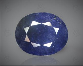 Blue Sapphire Heated & Treated Natural Certified 7.88CTS-16912