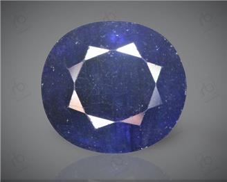 Blue Sapphire Heated & Treated Natural Certified 8.14CTS-16915
