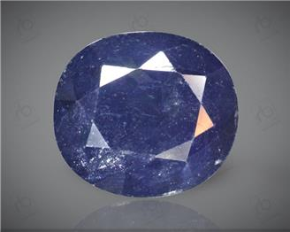 Blue Sapphire Heated & Treated Natural Certified 8.24CTS-16916