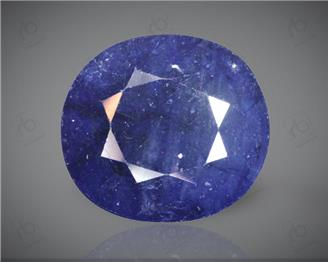 Blue Sapphire Heated & Treated Natural Certified 9.14CTS-16918