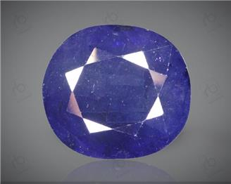 Blue Sapphire Heated & Treated Natural Certified 13.6CTS-16919