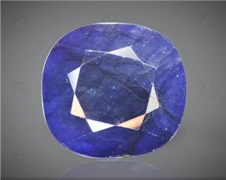 Blue Sapphire Heated & Treated Natural Certified 9.92CTS-16921