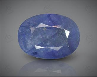 Blue Sapphire Heated & Treated Natural Certified 7.61CTS-16932