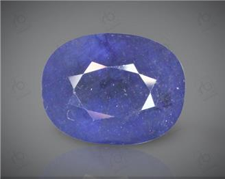 Blue Sapphire Heated & Treated Natural Certified 5.31CTS-16953