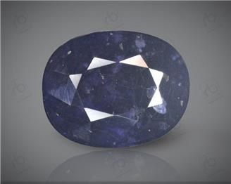 Blue Sapphire Heated & Treated Natural Certified 6.96CTS-16960