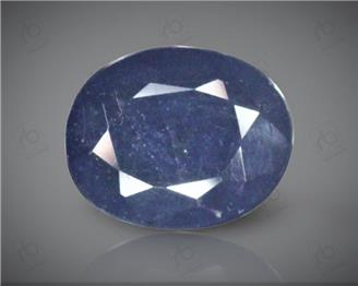 Blue Sapphire Heated & Treated Natural Certified 3.14CTS-16973