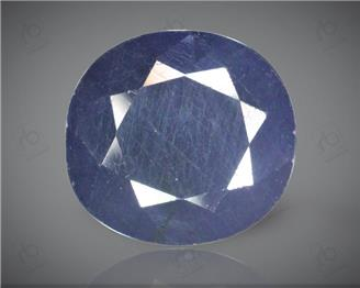 Blue Sapphire Heated & Treated Natural Certified 7.18CTS-17043