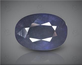 Blue Sapphire Heated & Treated Natural Certified 4.54 carats -88347