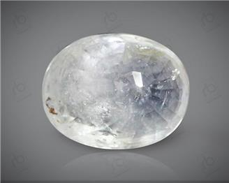 Natural White Sapphire Certified 5.05 CRT ( 61176 )