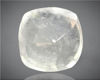 Natural White Sapphire Certified  5.00 cts. ( 1177 )