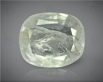 Natural White Sapphire (BAR) Certified 3.54CTS-2952