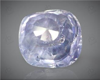 Natural Unheated & Untreated Certified Purple Blue Sapphire 5.28 CT ( 21114 )