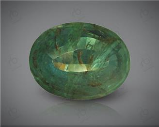 Natural Emerald / Panna Certified 4.35 CTS ( 90043 )