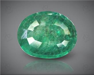 Natural Emerald / Panna Certified 3.68 CTS ( 90051 )
