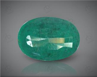 Natural Emerald / Panna Certified  2.03 (DIN 90513 )