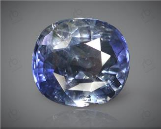 Natural Untreated & Unheated Sapphire (Bi-Color) Certified 3.57CTS-2468