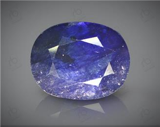 Natural Blue Sapphire Heated & Treated Certified 7.03CTS-16769