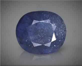 Natural Blue Sapphire Heated & Treated Certified 7.19 CTS ( 16783 )