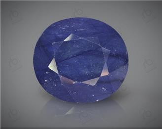 Natural Blue Sapphire Heated & Treated Certified 8.95 CTS ( 16791 )