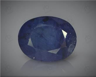 Natural Blue Sapphire Heated & Treated Certified 6.8 CTS ( 16793 )