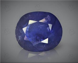 Natural Blue Sapphire Heated & Treated Certified 8.89 CTS ( 16806 )