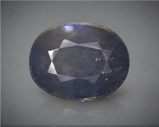 Natural Blue Sapphire Heated & Treated Certified 6.84 CTS ( 16854 )