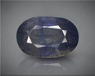 Natural Blue Sapphire Heated & Treated Certified 6.37 CTS ( 16858 )
