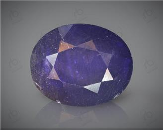 Natural Blue Sapphire Heated & Treated Certified 10.15CTS-16903