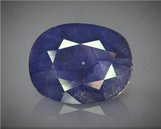 Natural Blue Sapphire Heated & Treated Certified 8.75CTS-16904