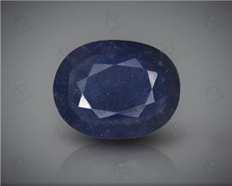 Natural Blue Sapphire Heated & Treated Certified 5.88CTS-16756