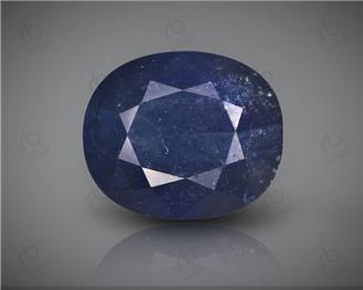 Natural Blue Sapphire Heated & Treated Certified 6.59CTS-16757