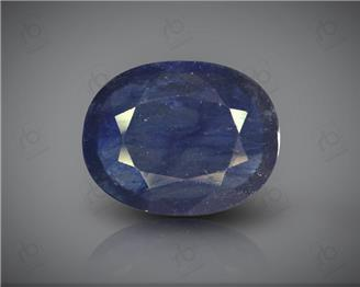 Natural Blue Sapphire Heated & Treated Certified 7.18CTS-16758