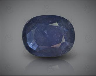 Natural Blue Sapphire Heated & Treated Certified 7.42CTS-16765