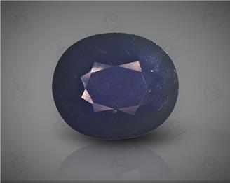 Natural Blue Sapphire Heated & Treated Certified 9.1CTS-16768