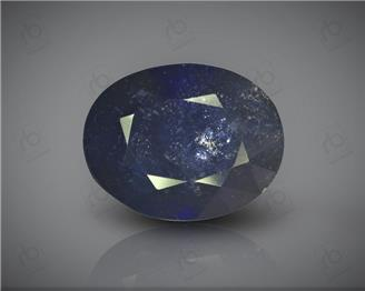 Natural Blue Sapphire Heated & Treated Certified 7.56CTS-16770