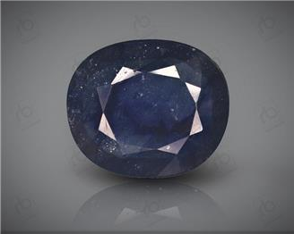 Natural Blue Sapphire Heated & Treated Certified 7.83CTS-16776