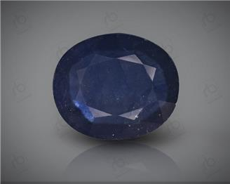 Natural Blue Sapphire Heated & Treated Certified 7.27CTS-16778