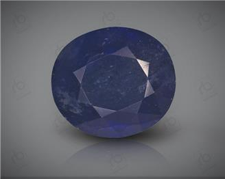 Natural Blue Sapphire Heated & Treated Certified 11.05CTS-16779