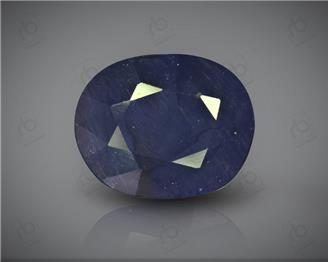Natural Blue Sapphire Heated & Treated Certified 8.44CTS-16780