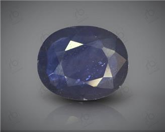 Natural Blue Sapphire Heated & Treated Certified 6.24 CTS ( 16782 )