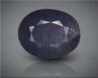 Natural Blue Sapphire Heated & Treated Certified 7.8CTS-16951