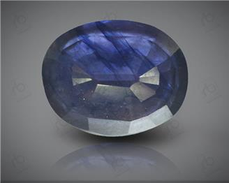 Natural Blue Sapphire Heated & Treated Certified 4.84CTS-16954