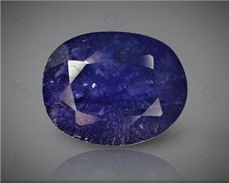 Natural Blue Sapphire Heated & Treated Certified 5.39CTS-16961